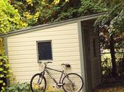 Advantages Building Bike Shed It's Better Just