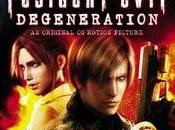 Franchise Weekend Resident Evil: Degeneration (2008)