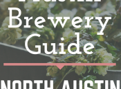 Austin Brewery Guide North