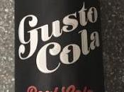 Today's Review: Gusto Cola
