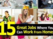 Great Jobs Where Work From Home