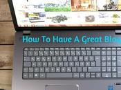 What Happened Blogging Having Great Blog?