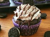 Cookies Cream Cupcakes Round