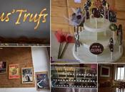 Jus' Trufs Chocolate House Cafe