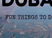Things Dubai