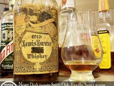 Lewis Hunter Whiskey Review