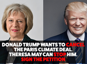 Donald Trump Theresa [Petition]