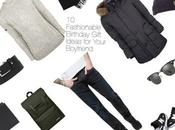 Fashionable Birthday Gift Ideas Your Boyfriend