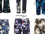 Right Loving Floral Print Trousers