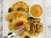 Pumpkin Pierogies with Brown Butter Sauce #PumpkinWeek