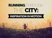 Running Through City: Inspiration Motion