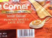 Muller Corner Pumpkin Spiced Latte Review