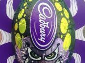 Cadbury Crunchy Spiders Review