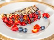 Double Berry Chocolate Crepes!