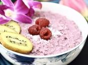 Paleo Raspberry Coconut Oatmeal (Grain Free, Gluten AIP, GAPS, Whole SCD, FODMAP, Vegan)