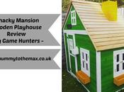 Whacky Mansion Wooden Playhouse Review Game Hunters