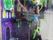 Dolly Review: Monster High SDCC 2016 Ghostbusters Frankie