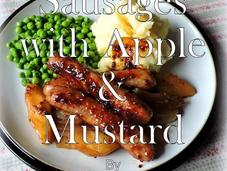 Sausages with Mustard Apple