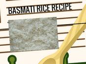 Recipe with Basmati Rice