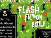 Flash Fiction Battle: Wake Mommy Giacomi #HorrorOctober