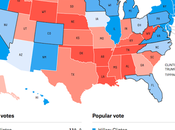 Electoral College Maps Still Favoring Hillary Clinton