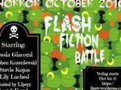 Flash Fiction Battle: Voting Commence! #HorrorOctober #VoteNow