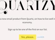 Quartzy: Lifestyle Newsletter Quartz