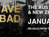 Nick Cave Seeds: Australia Zealand Tour Dates