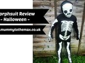 Morphsuit Review Halloween