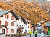 Skiing Saas