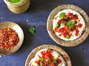 Stuffed Bread Dahi Vada Instant Cook