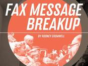 Review: Rodney Cromwell Message Breakup