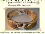 #FACEBOOK #GIVEAWAY! Enter #WIN Free #ModernFlowerChild #jewelry
