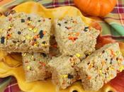 Peanut Butter Rice Krispie Bars #FoodieExtravaganza
