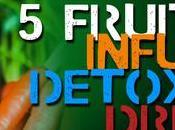 Fruit Infused Detox Drinks
