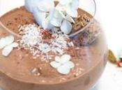 Vegan Chocolate Caramel Delight Smoothie