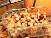 Sausage Cranberry Stuffing