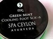 Ceylon Green Mint Cooling Foot Scrub Feet Say's Yeah This