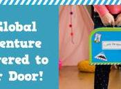 Holiday Gift Guide: Introduce Kids World with Little Passports Subscription!