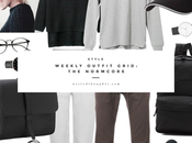 Weekly Outfit Grid: Normcore
