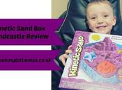 Kinetic Sand Sandcastle Review