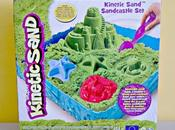 Kinetic Sand Sandcastle from Spinmaster Review
