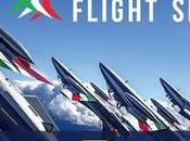 Frecce Tricolori Flight