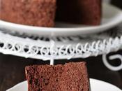 Cocoa Cotton Soufflé Sponge Cake 可可棉花蛋糕