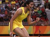 Sindhu India's Super Woman Shuttler With Golden