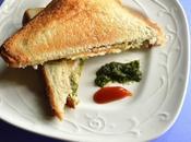 Potato Sandwich Bombay Easy Breakfast Recipe
