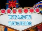 Casino Tips Floor