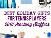 Best Holiday Gifts Tennis Players 2016 Stocking Stuffers