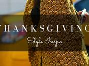 Street Style Looks Perfect Thanksgiving Dinner