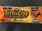 Today's Review: Toffee Crisp Honeycomb Biscuits